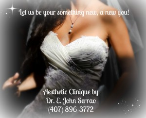 Engaged? Let us be your something new, a whole new YOU!