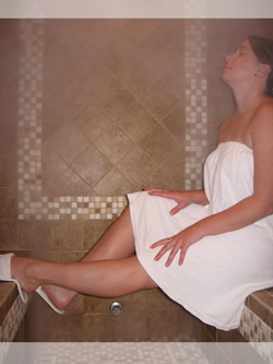 Aroma Steam Room Therapy